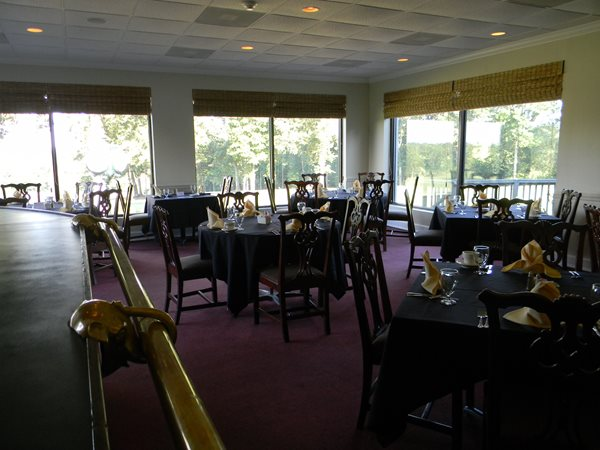 rock hill country club - formal bar/members dining room