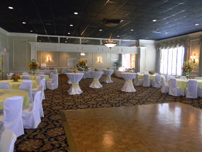Small & Large Ballroom